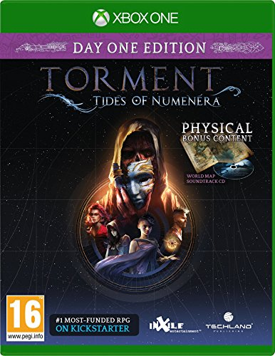 Torment: Tides of Numenera - Edizione Day One - Xbox One