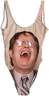 Dwight S One Piece Swimsuit