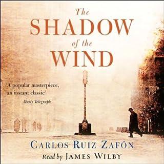 The Shadow of the Wind Titelbild