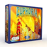 Stonemaier Games Euphoria: Build a Better Dystopia, 13Lx11.5Wx3H