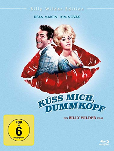 Küss mich, Dummkopf (Billy Wilder Edition) [Blu-ray]