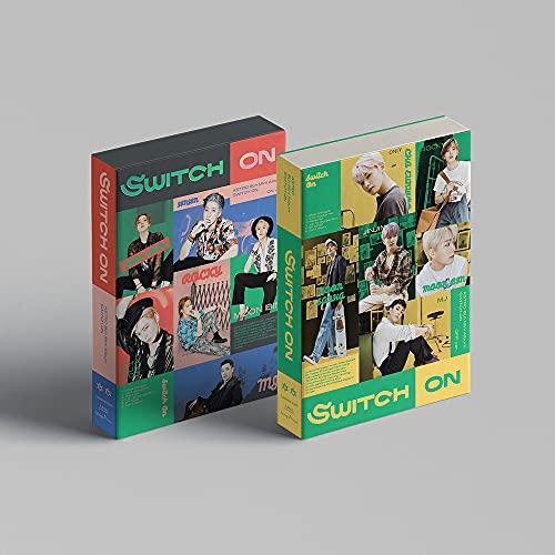 Fantagio Music Astro - Switch ON (8th Mini Album) Album+Extra Photocards Set (ON+off Ver. Set)