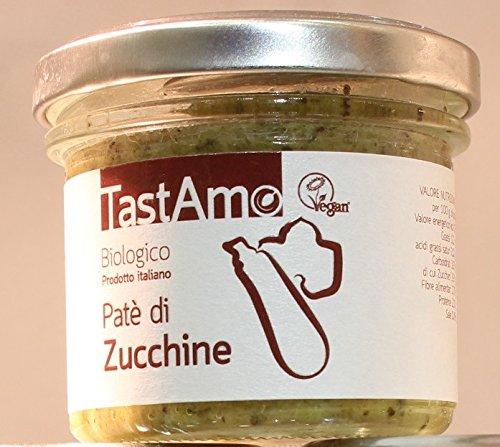Patè di Zucchine Tastamo da agricoltura BIOLOGICA