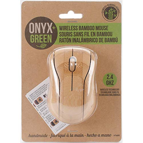 WIRELESS MOUSE BAMBOO