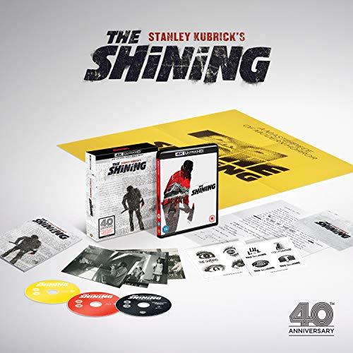 The Shining [Special Edition] [4K Ultra HD] [1980] [Blu-ray] [2020] [Region Free]