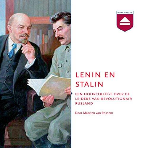 Lenin en Stalin audiobook cover art