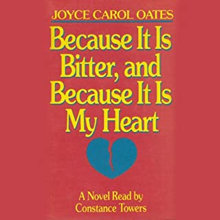Because It Is Bitter, and Because It Is My Heart audiobook cover art