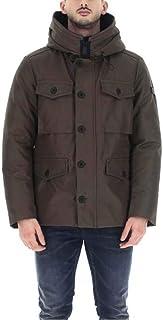 PEUTEREY IDOL cappotto uomo tessuto tecnico black