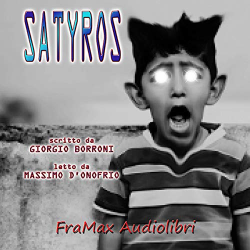 Satyros audiobook cover art
