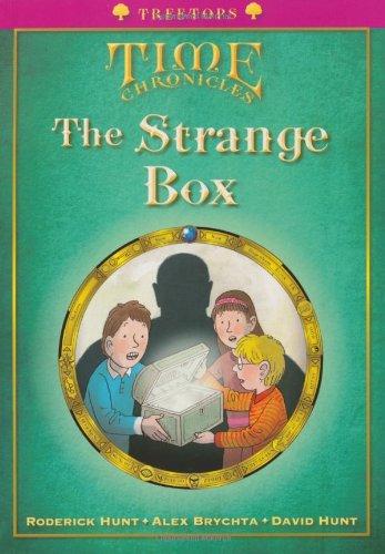 Oxford Reading Tree: Level 10+: Treetops Time Chronicles: Strange Boxの詳細を見る