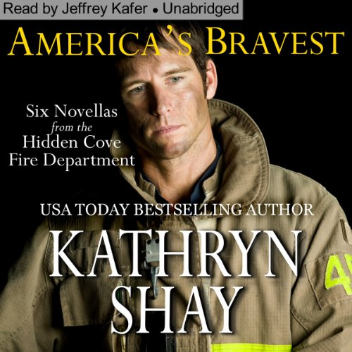 America's Bravest audiobook cover art