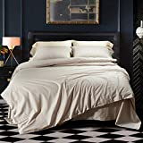 Bed Cover Set Bedroom Four Piece Bed Linen Winter Thick Warmth Long Staple Quilt Cover Fashionable and Simple Family Hotel Bedding Set