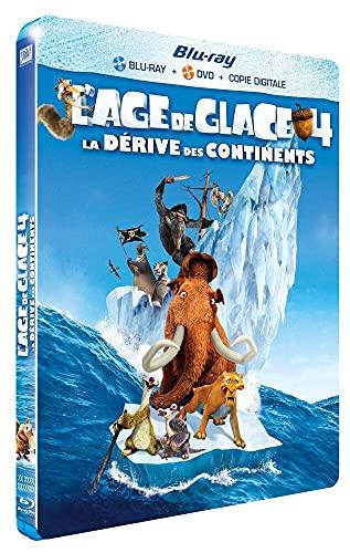 L'Age de glace 4 : La dérive des continents [Blu-ray]