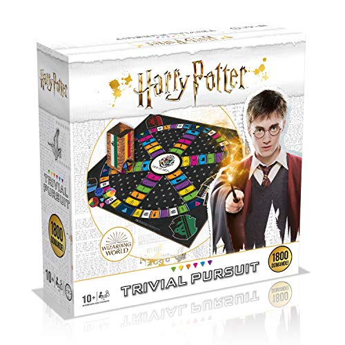 Winning Moves Harry Potter Trivial Pursuit Ultimate Edition-Gioco da Tavolo, WM00212-ITA-4
