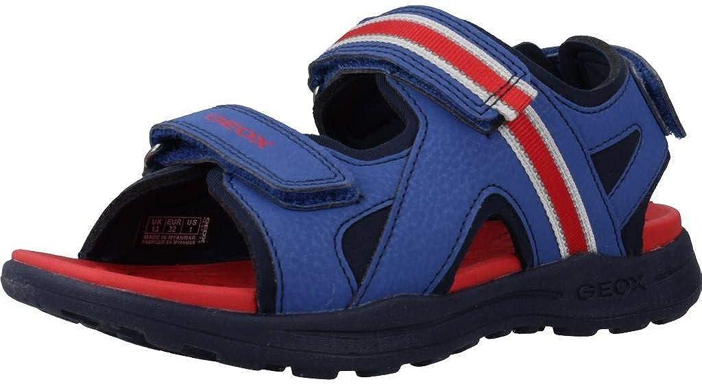 Geox J Gleeful Boy a Open Toe Sandals