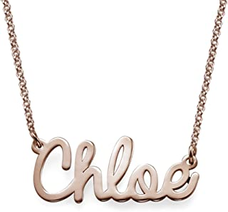 Best 18k nameplate necklace Reviews