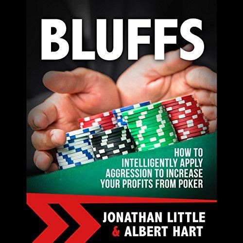 Bluffs audiobook cover art