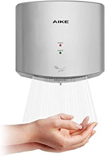 15 second touchless hand dryer