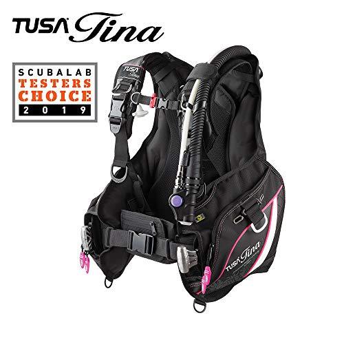 TUSA Tina BCD with AWLS III, Pink, Small