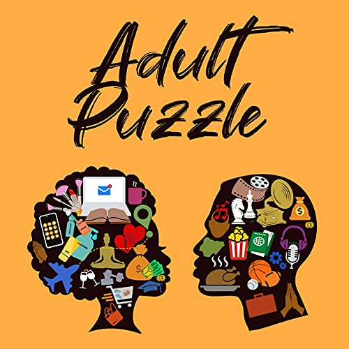 Adult Puzzle Podcast By Adult Puzzle cover art