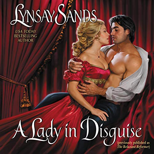 A Lady in Disguise cover art