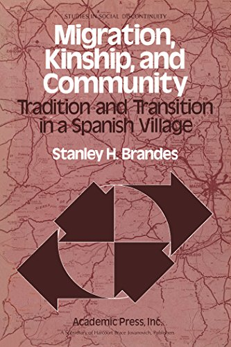 Migration, Kinship, and Community-: Tradition and Transition in a Spanish Village (Studies in social discontinuity) (English Edition)