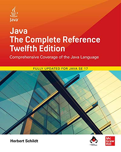 Java: The Complete Reference, Tw...
