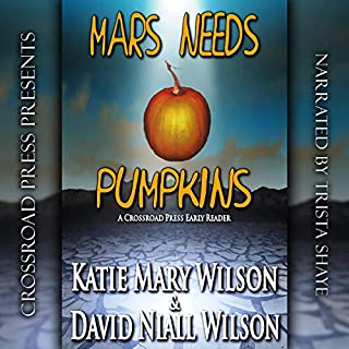 Mars Needs Pumpkins cover art
