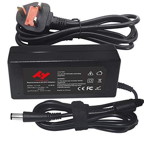 TAYINPLUS 19.5V 4.62A 90W Laptop charger for Dell Latitude 5400 5500 7390 7490 E7440 E7470 E6430 E7240 Notebook AC Power Adapter(7.4x5.0mm)