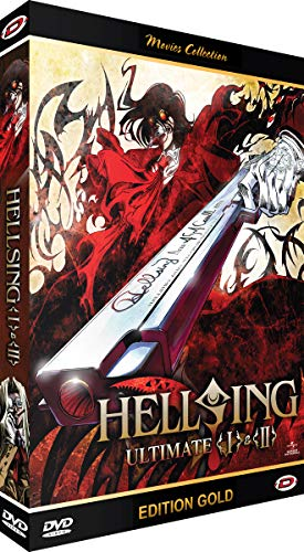 Hellsing Ultimate-OAVs 1 (2 DVD) [Édition Gold]