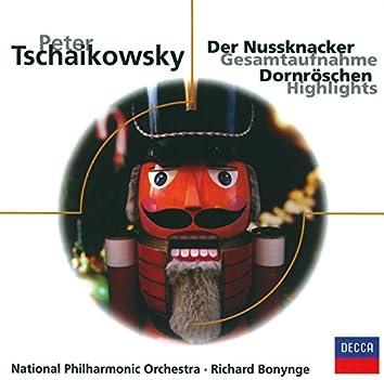 Tschaikowsky: Der Nussknacker - Dornröschen (Highlights)
