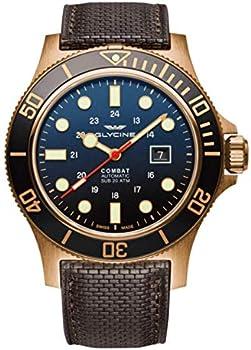 Glycine Combat Sub 48 Bronze Automatic Men's Watch
