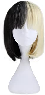 Best black blonde wig Reviews