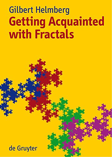 Getting Acquainted with Fractals (English Edition)