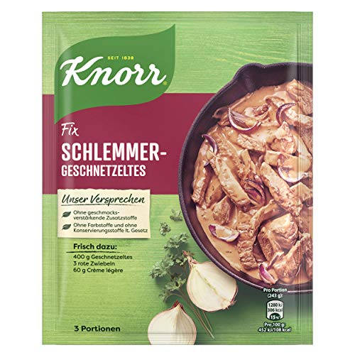 Knorr Fix Schlemmer-Geschnetzeltes (43 g)