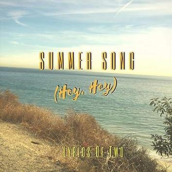 Summer Song (Hey, Hey)