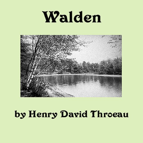 Walden [Jimcin Edition] audiobook cover art