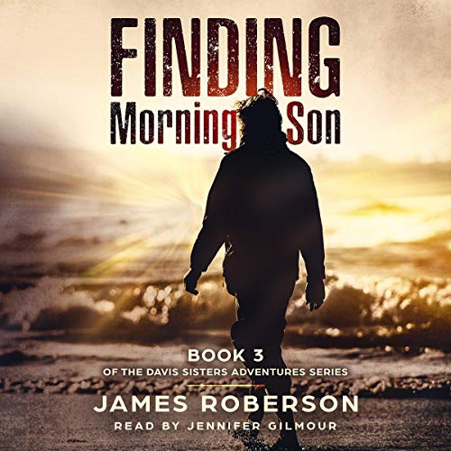 Finding Morning Son audiobook cover art