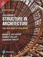 Salvadori's Structure In Architecture : The Building Of Buildings ,4Th Edition [Paperback] Mario G. Salvadori, Robert Heller , Deborah Oakley