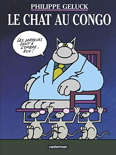 Le Chat au Congo, tome 5