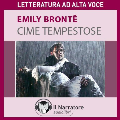 Cime tempestose (Wuthering Heights) audiobook cover art