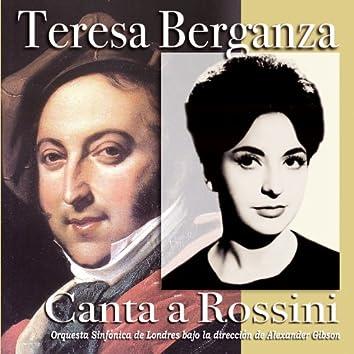 Teresa Berganza Canta a Rossini