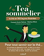 Tea sommelier de François-Xavier Delmas