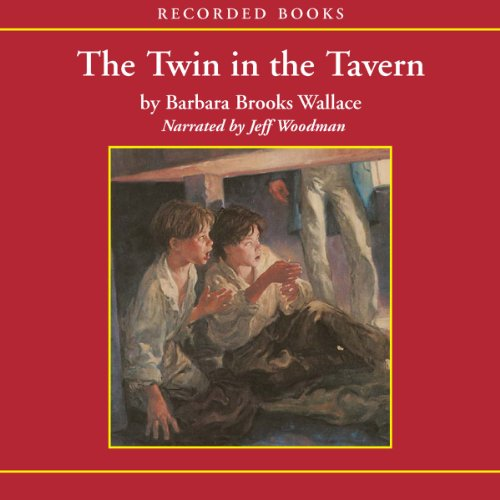 Twin in the Tavern audiobook cover art
