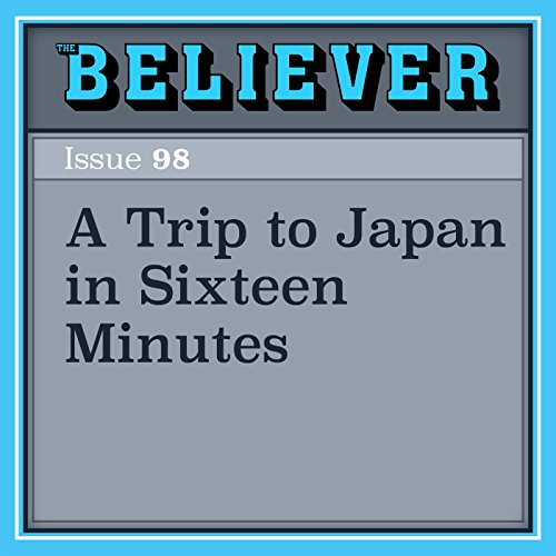 A Trip to Japan in Sixteen Minutes cover art
