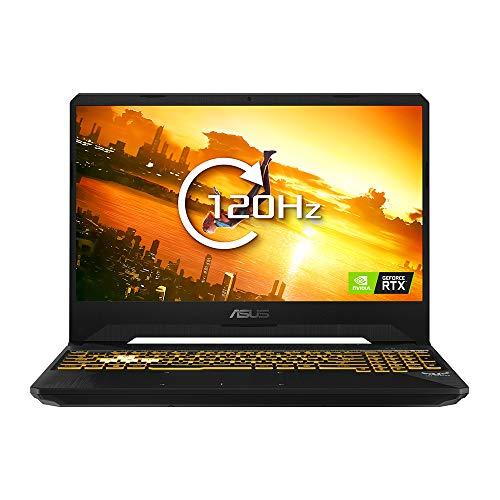 "ASUS TUF FX505DV Laptop de 15.6"" FHD 120Hz Fino Bisel Gaming (AMD R7-3750H, NVIDIA GeForce RTX 2060 6 GB, 512 GB SSD PCI-e, 16 GB de RAM, Windows 10)"