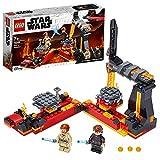 LEGO Star Wars - Duelo en Mustafar, Set de Construcción de la Película Guerra de las Galaxias, con...