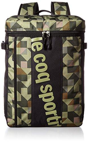 [ルコックスポルティフ] (ルコック スポルティフ) Le coq sportif スポーツバッグ スクエアバックパック [ユニセックス] QA-640363 CAM One Size