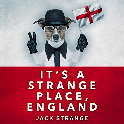 It's a Strange Place, England cover art