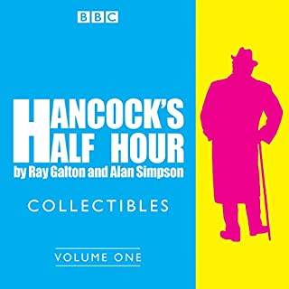 Hancock's Half Hour Collectibles: Volume 1 cover art